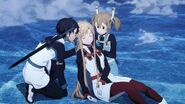 Asuna & Kirito Sword Art Online Ordinal Scale (24)