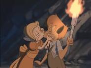 Tom & Becky's First Kiss