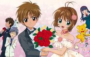 Sakura & Syaoran Promotional Pic (4)