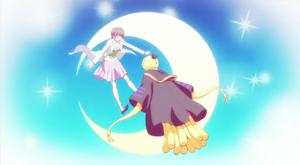 Aguri and Korosensei