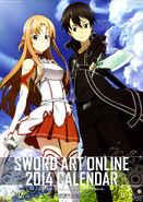 Asuna & Kirito Promotional Pic (18)