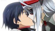 Ichika & Laura First Kiss S1E8
