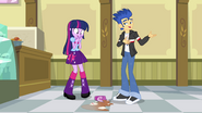 Twilight Sparkle & Flash Sentry