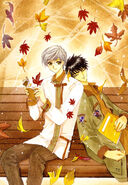 Toya & Yukito Manga (2)