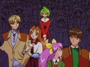 Yuri & Yanagiba and Momoko & Yousuke OVA 3