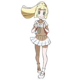 Lillie (Z-Move From)