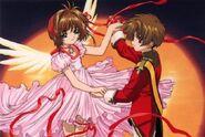 Sakura & Syaoran Promotional Pic (9)