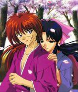 Kenshin & Kaoru Poster (6)