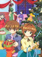 Sakura & Syaoran Promotional Pic (22)