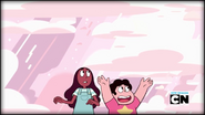 Steven Universe Open Book Steven and Connie in Rose's room
