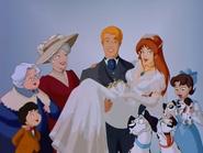 William & Angelica Wedding Picture