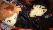 Asuna & Kirito S1E13 (8)