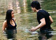 Elena & Damon Promotional Pic (5)