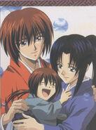 Kenshin & Kaoru Poster (12)