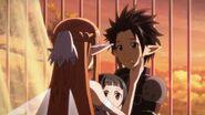Asuna & Kirito S1E24 (4)