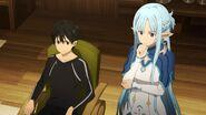 Asuna & Kirito Sword Art Online Ordinal Scale (16)