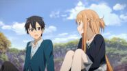 Asuna & Kirito S2E24 (3)