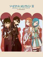 Asuna & Kirito Poster (22)