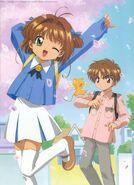 Sakura & Syaoran Promotional Pic (8)