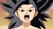 Caulifla The First Female Super Saiyan