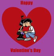 Danny Fenton and Sam Manson 8013729202812