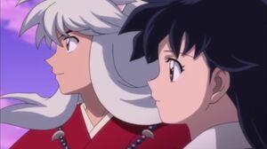 Inuyasha & Kagome (The Final Act) EP26 (11)