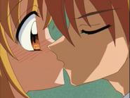 Lucia & Kaito First Kiss S1E6