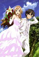 Asuna & Kirito Poster (5)