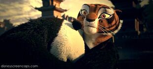Master tigress and po picture 931