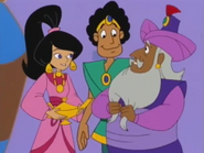Aliyah-Din & The Prince (29)