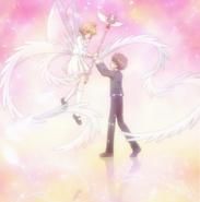 Sakura x Syaoran Clear Card2
