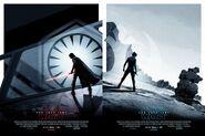 Star wars the last jedi posters