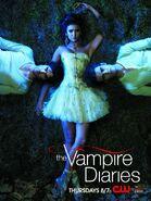 The Vampire Diaries S2 Poster