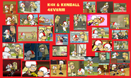Kick Buttowski and Kendall Perkins 932908681