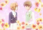 Sakura & Syaoran - Clear Card E1 (8)