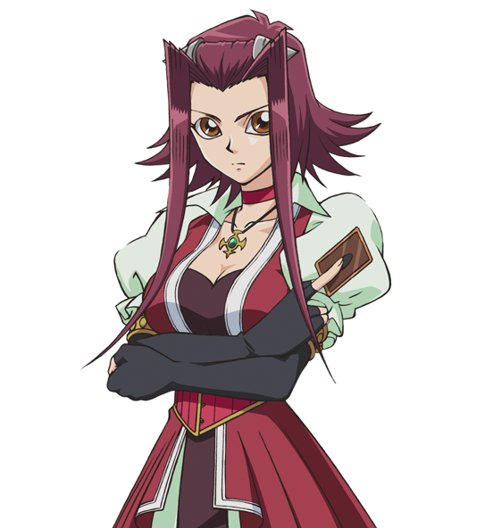 Akiza Izinski Yusei Fudo Yu-Gi-Oh! 5Ds Tag Force 4 Yu-Gi