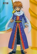 Kaito's Prince Outfit S1E13