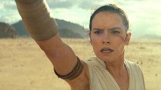 Rey Uses Force Lightning Scene - Star Wars The Rise of Skywalker (2019) 4K Movie Clip