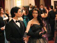 Elena & Damon S3 Promotional Pic
