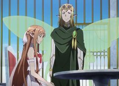 Asuna and Sugou S1E17