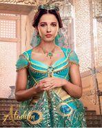 Princess Jasmine - Aladdin 2019
