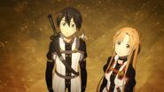 Asuna & Kirito Sword Art Online Ordinal Scale (75)