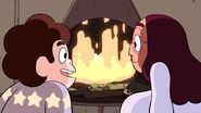 Steven Universe Winter Forcast Steven and Connie AGAIN