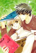 Toya & Yukito Manga