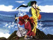 Kenshin & Kaoru Poster (1)