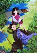 Miroku & Sango Promotional Pic (5)