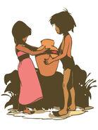 Mowgli and Shanti 939929020