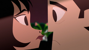 Jack and ashi romantic moment