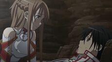 Asuna & Kirito S1E10 (5)
