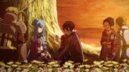 Asuna & Kirito S2E24 (1)